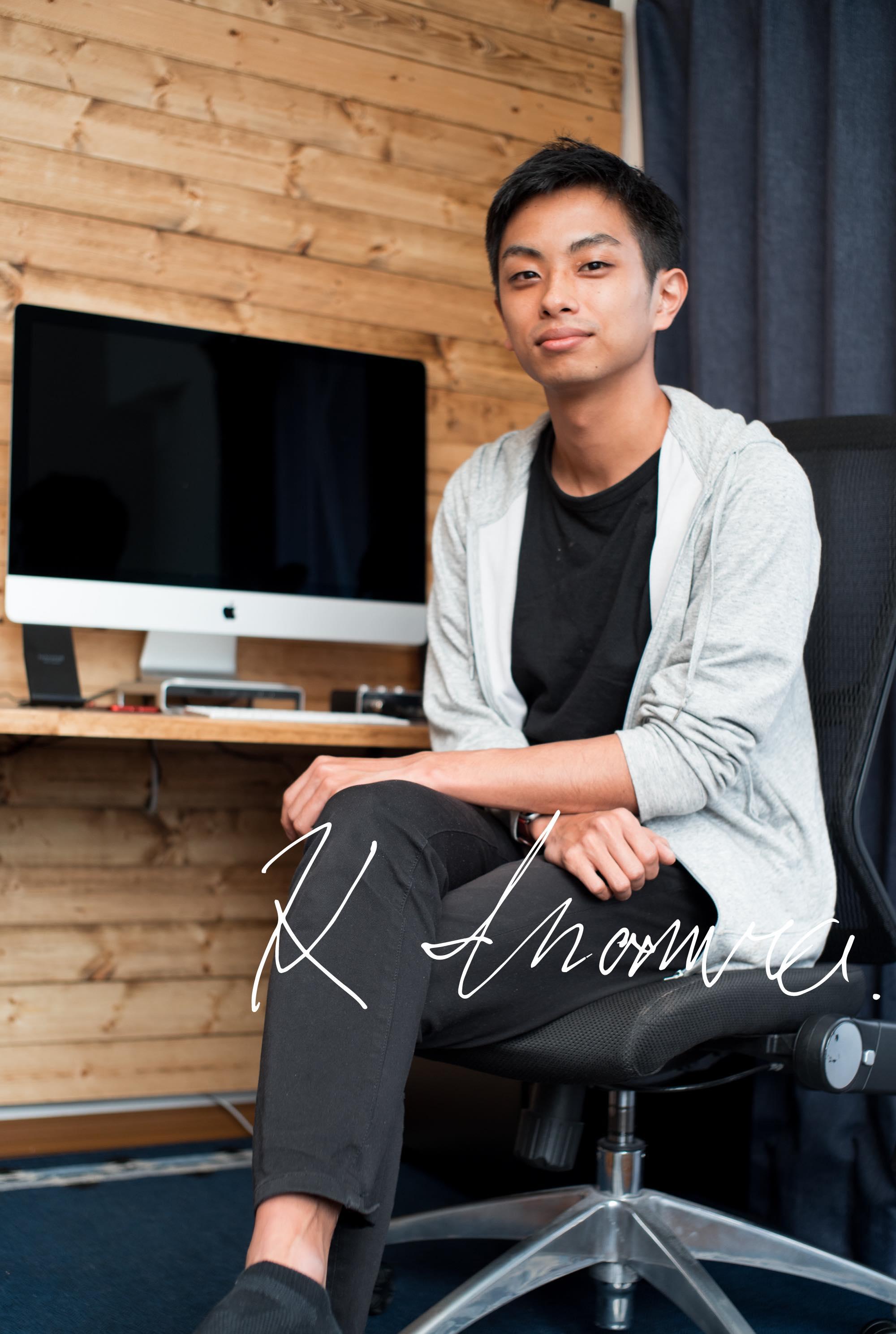 居心地の良い自分だけの秘密基地。25歳YouTuberイマムラケンタさんの部屋