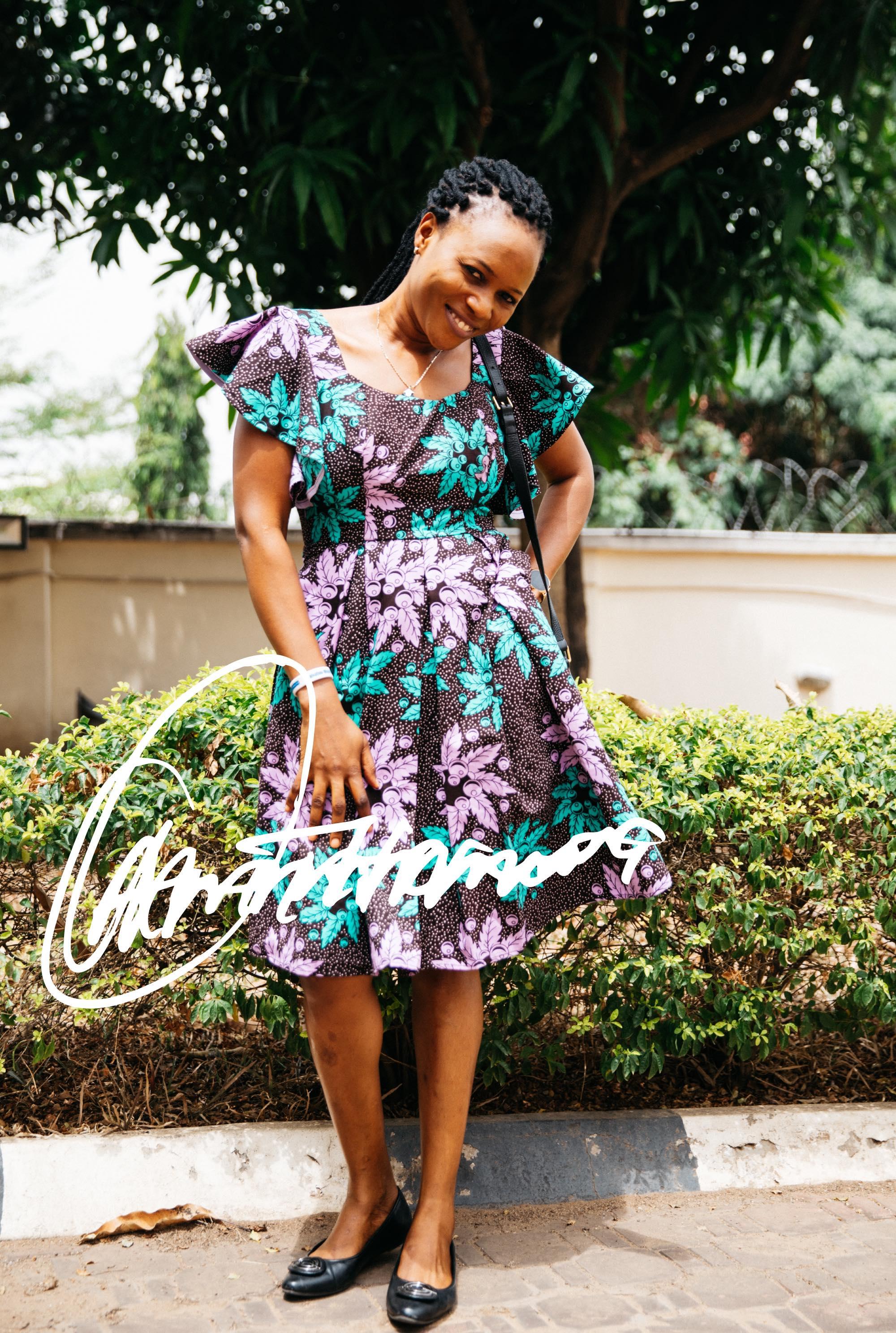 秘書の傍らカービジネスで夢を拡げる。ナイジェリアに住むAnthoniaさんが買ったモノ|things.013
