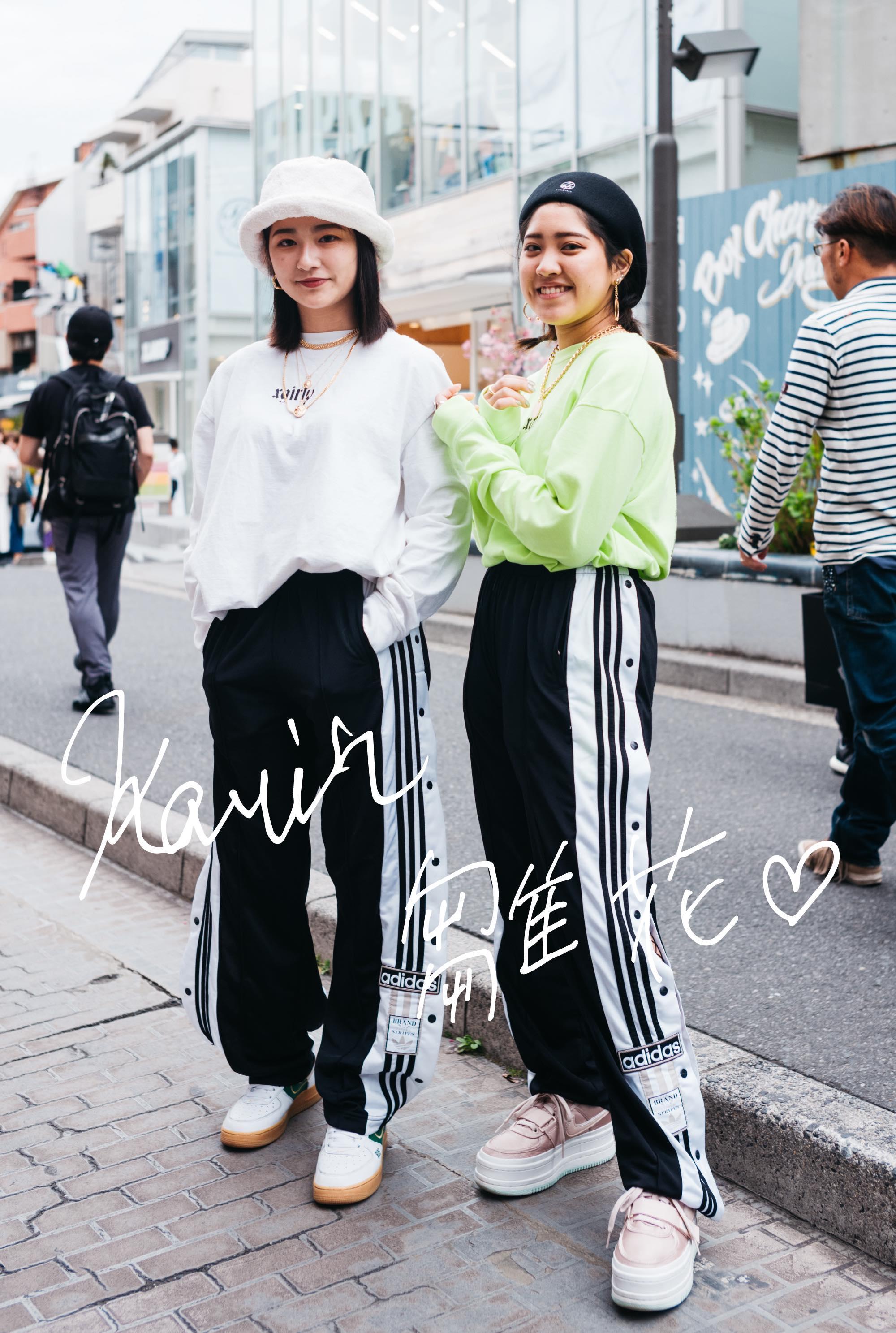 欲しいモノはファッションアイテム。沖縄からショッピングに来た女子高生かりんさん&ひなかさん|things.028