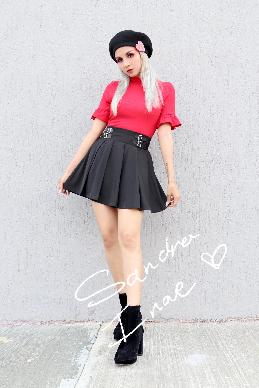 日本のメイクとファッションが好きなメキシコの23歳インスタグラマー Sandra さん|things.034